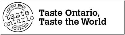Giveaway: Taste Ontario Taste the World at Longo's Nov 30