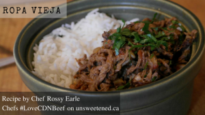 Rossy Earle's Ropa Vieja