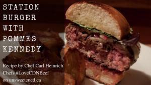 Carl Heinrich's Station Burger