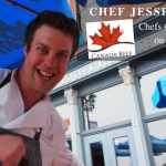 Chef Jesse Vergen in Chefs #LoveCDNBeef