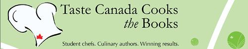 Taste Canada Cooks The Books