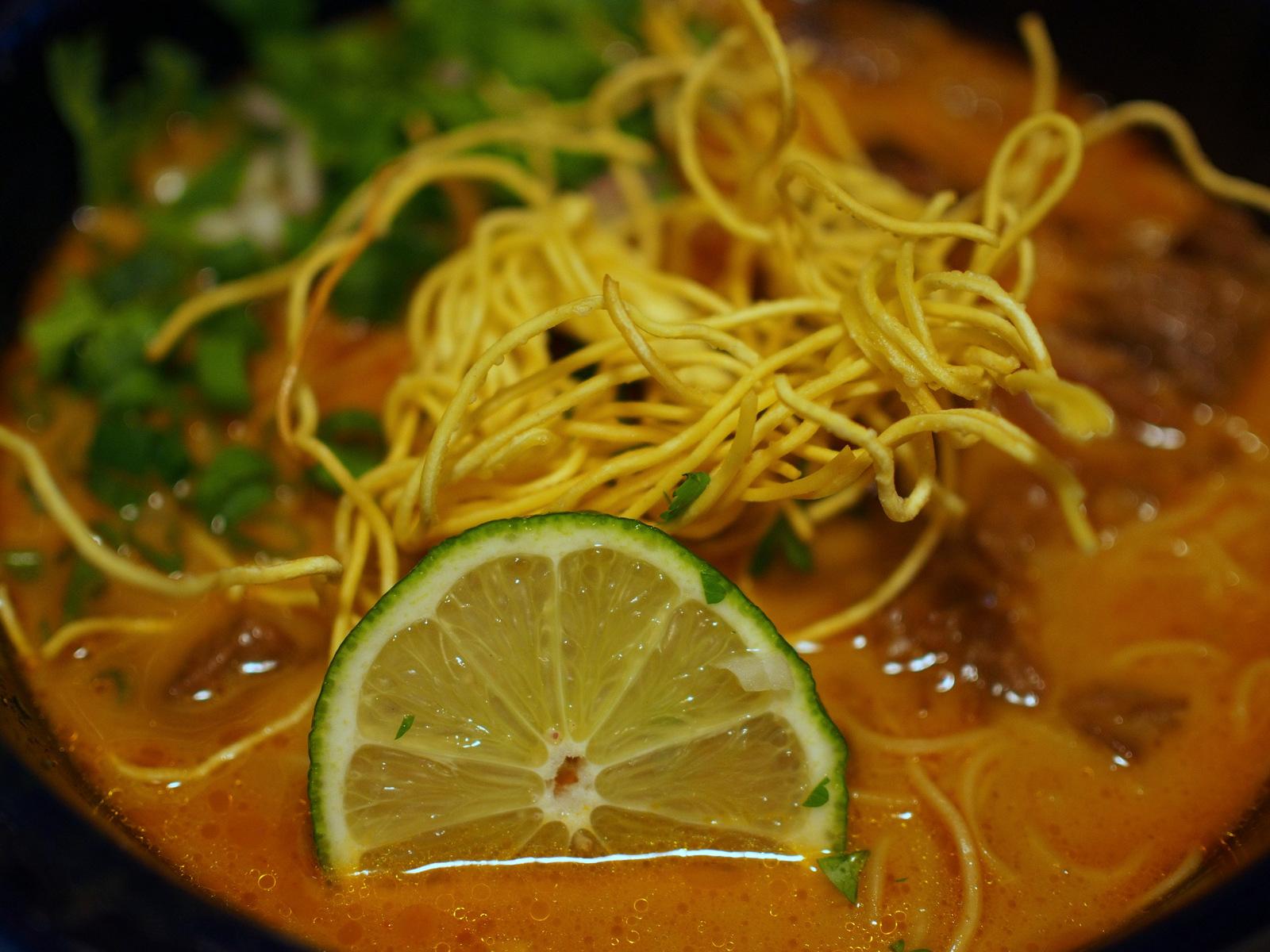 Khao Soi – Ontario Corn Fed Beef