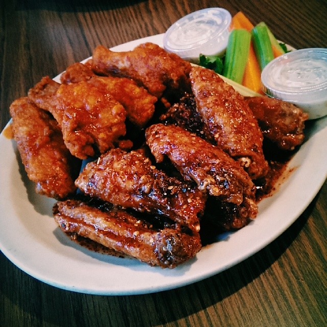 Want Chicken Wings!