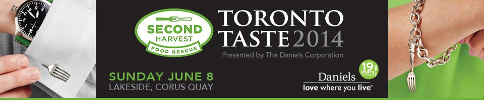 Toronto Taste 2014